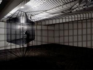 Slow Arc Inside a Cube II [2008]