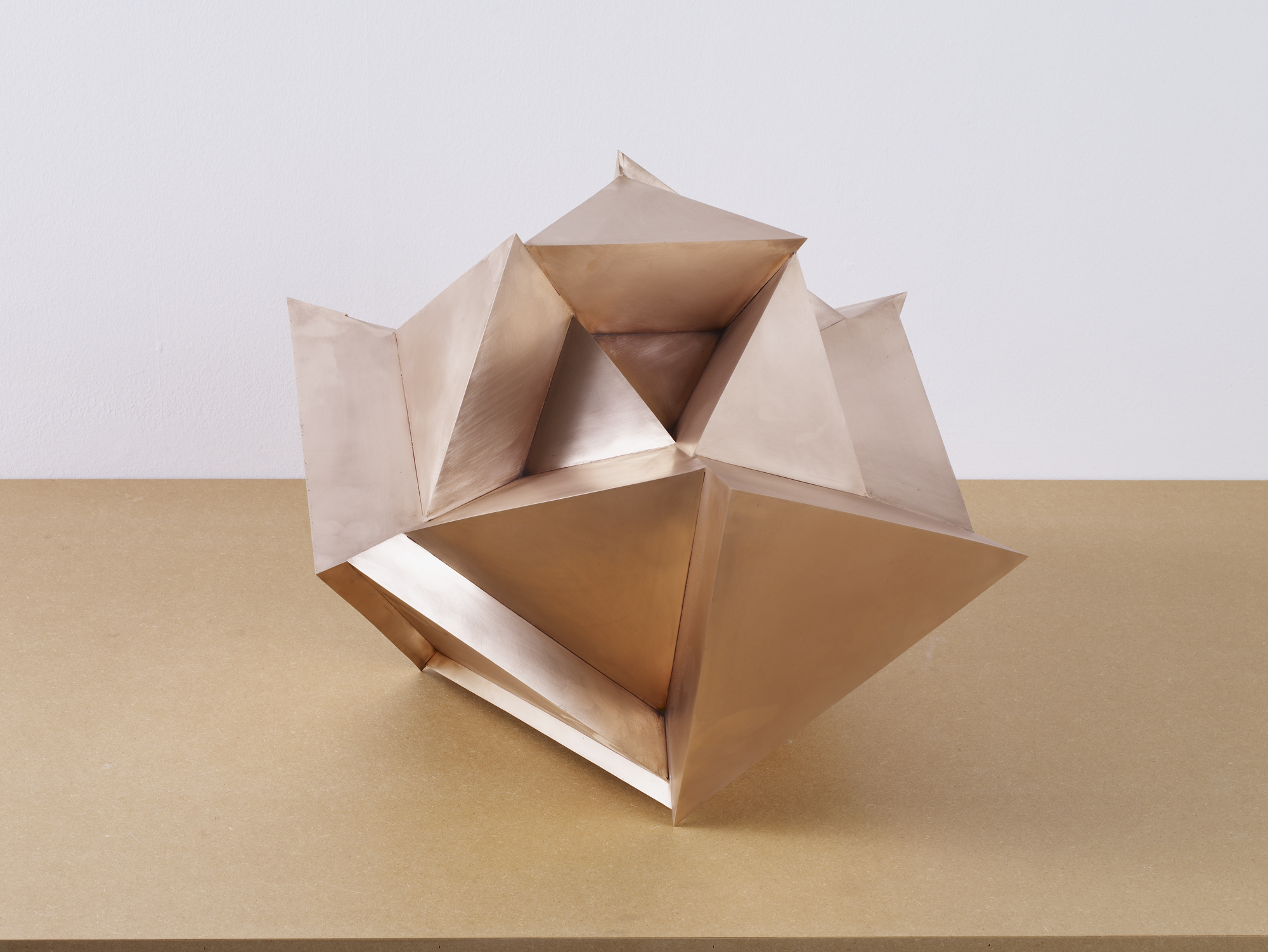 CS228_Perimeter Studies (Icosahedron) No.4 of Set 1_2011