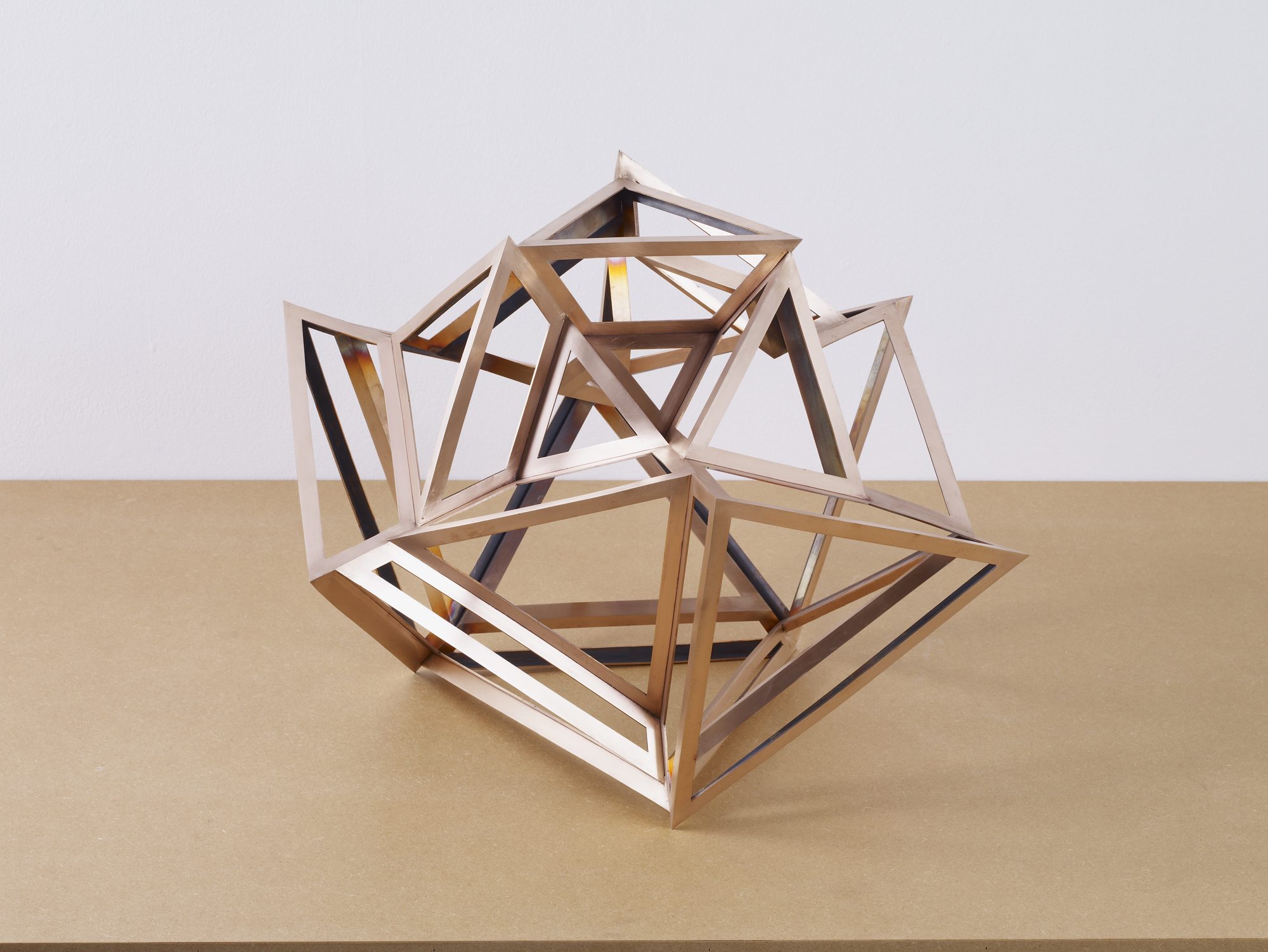 CS239_Perimeter Studies (Icosahedron) No.1 of Set 1_2011