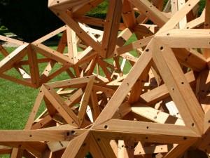 Space Tesselation (Demi-Sphere) [2005]