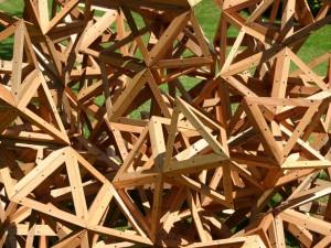 Space Tesselation (Triple Helix) [2005]