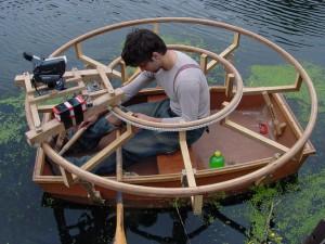 Pre-Retroscope 5 (Lea River Journey) [2008]