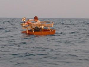 Pre-Retroscope (Out at Sea) [2004]