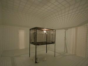 Slow Arc Inside a Cube III [2009]