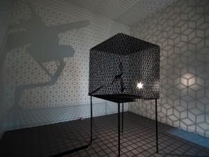 Slow Arc Inside a Cube IV [2009]