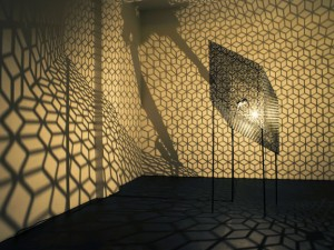 Slow Arc Inside a Cube VI [2013]
